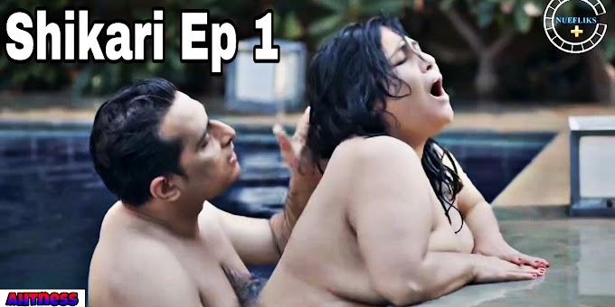 Rajsi Verma nude scene - Shikari s01ep01 (2021) HD 720p