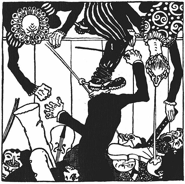 Carl Otto Czeschka, severe critics of the theater orchestra