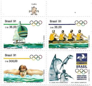 XI Jogos Pan-Americanos e XXV jogos Olímpicos de 1992