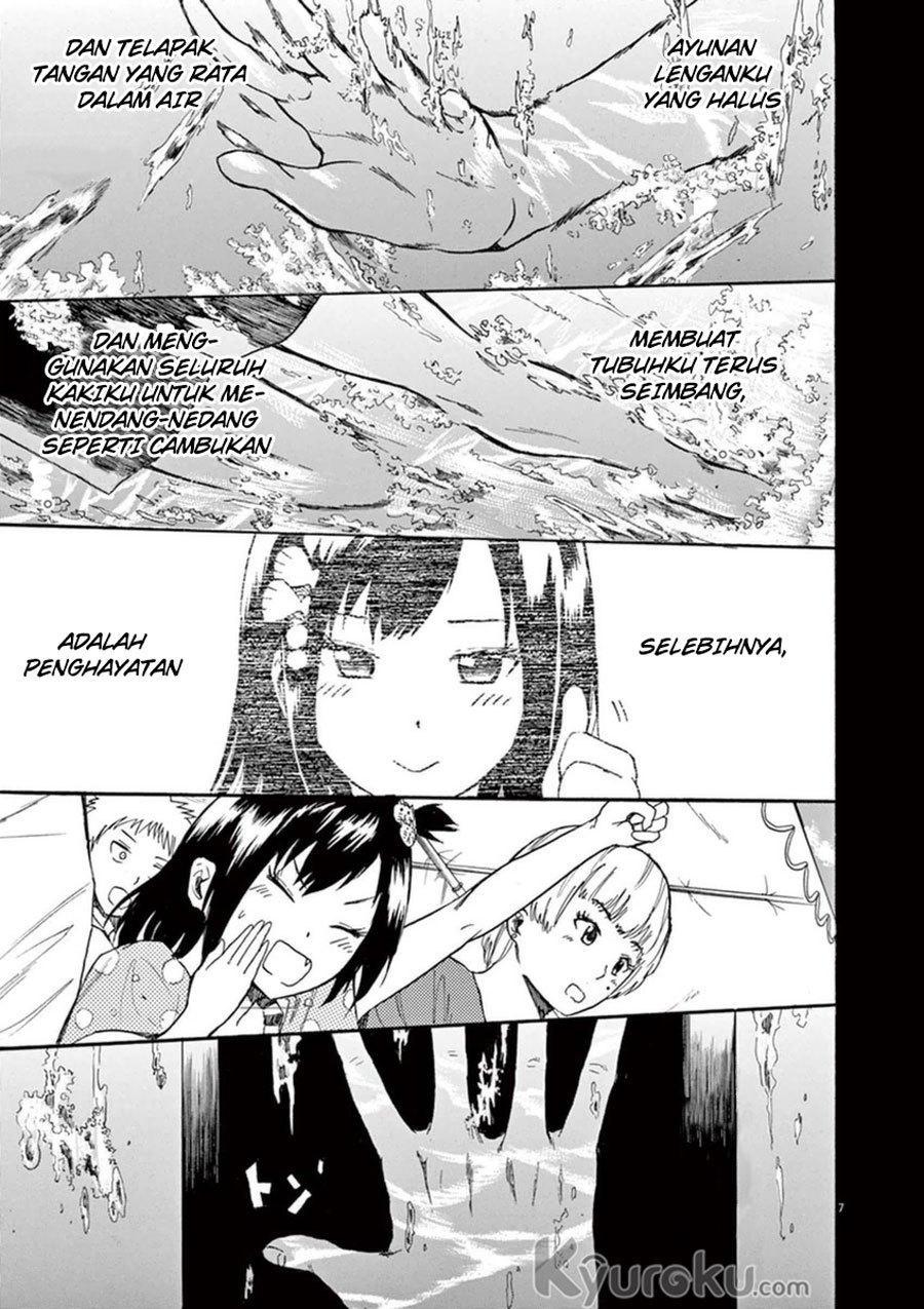 Hachigatsu no Ghost: Chapter 07 - Page 8