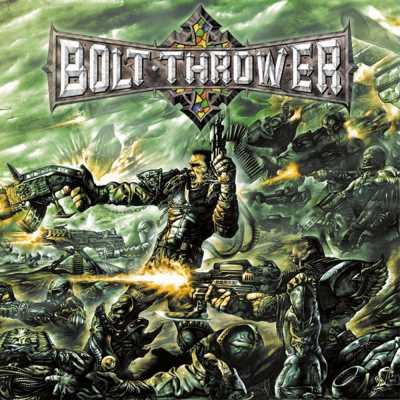 Bolt Thrower - Honour – Valour – Pride