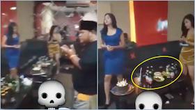 Edan! Viral Video Baca Doa di Room Karaoke, Beserta Miras dan Pemandu Lagu Seksi