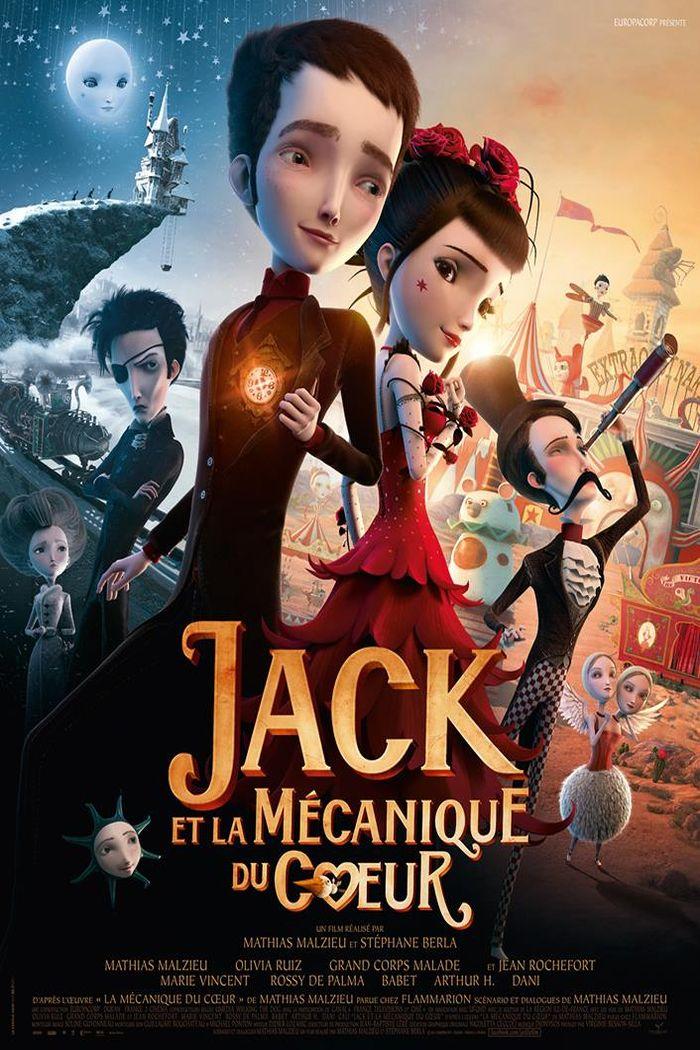 Jack and the Cuckoo-Clock Heart 2013