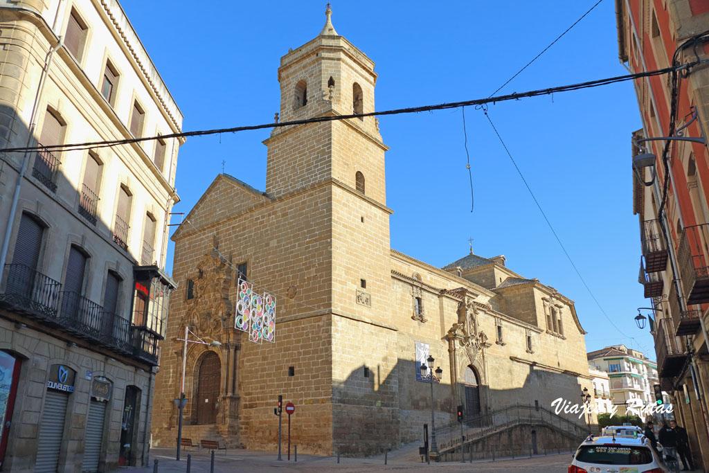 Iglesia de la Santísima Trinidad, Úbeda