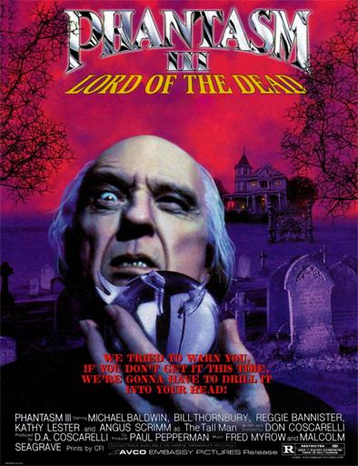 Ver Phantasma 3: El pasaje del terror (1994) Online