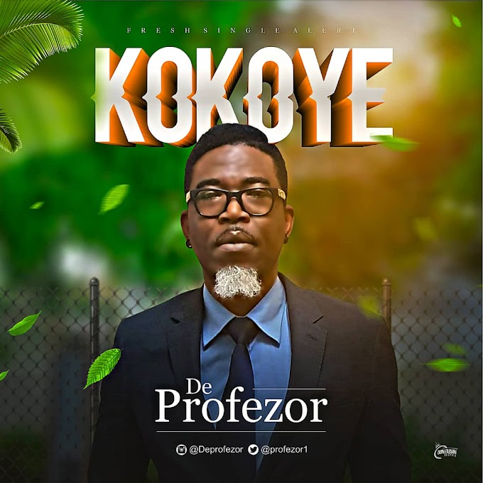 [MUSIC] De Profezor - Kokoye