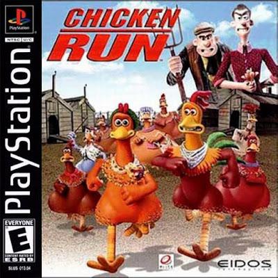 descargar chicken run psx mega
