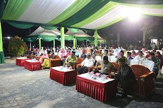 Effendhi Djuprianto Membuka MTQ Tingkat Kecamatan Tarakan Tengah