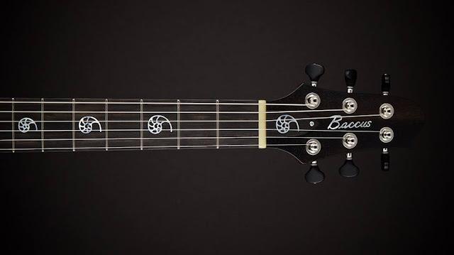 Seth Baccus Guitars