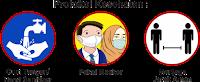 Simbol Protokol Kesehatan