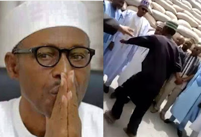 Man shot by DSS during an attempt to verify if Pres. Buhari is Jubril (Video)