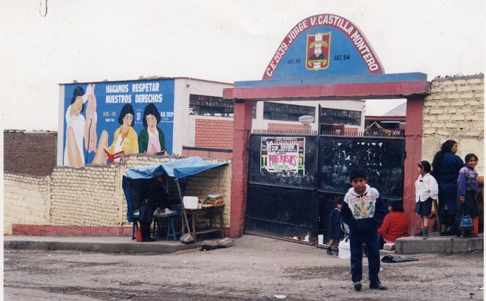 Inicial 2039 JORGE VICTOR CASTILLA MONTERO - Independencia