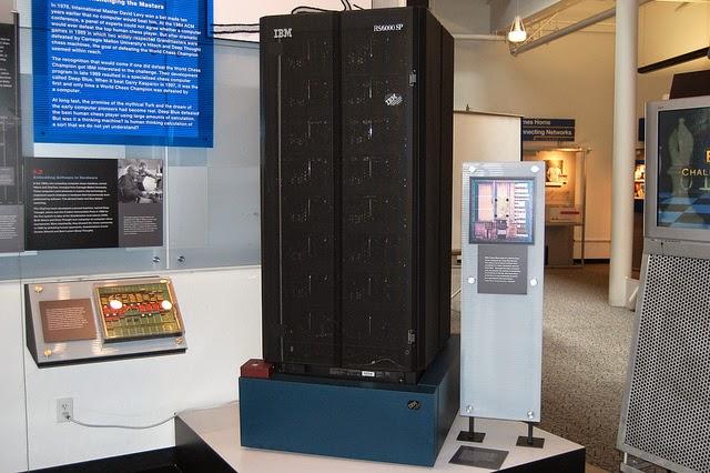 """كمبيوتر """"IBM Deep Blue"""""""