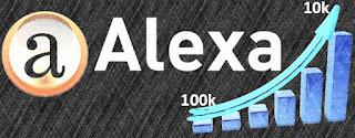 Cara Membuat Blog Bisa Masuk Top 100.000 Alexa