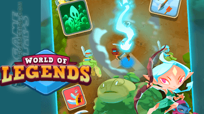 World of Legends: Best Spells To Use