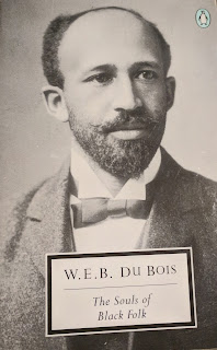 Book cover of WEB DuBois - The Souls of Black Folk
