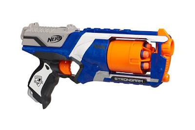 úng Nerf lục N-Strike Rlite Strongarm