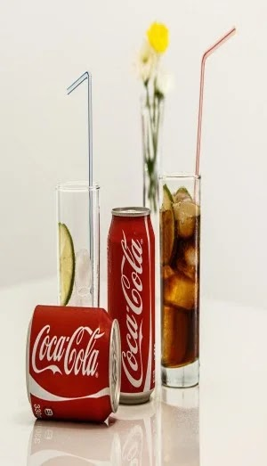 Coke Zero Exposed, coca cola classic