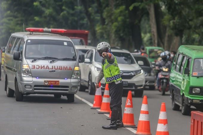 Ganjil-Genap Kota Bogor Diperpanjang