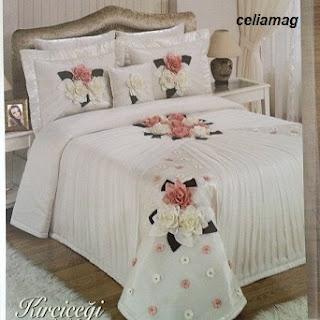 دراوات و مفارش سرير غاية في الجمال -مجلة سيليا
