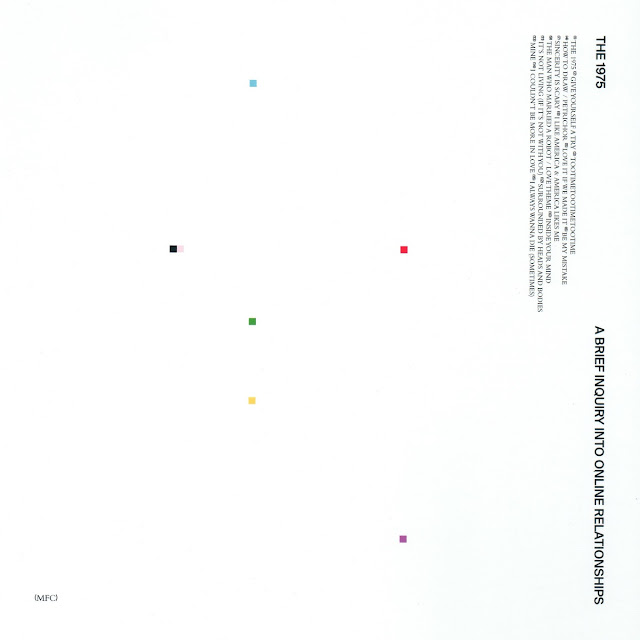 "The 1975 Score 3rd No. 1 Album In The UK With ""A Brief Inquiry into Online Relationships"""