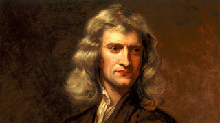 Isaac Newton اسحاق نيوتن
