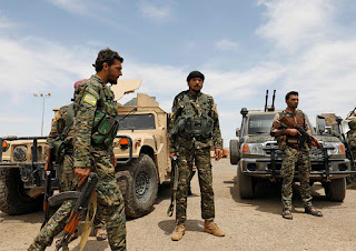 Allahu Akbar! 10.000 Pejuang Suriah Bergabung Bersama Turki Tuk Pertahankan Idlib
