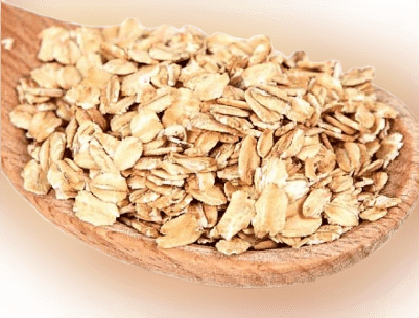 oats The important benefits of oatmeal come from the fact that it contains many dietary fibers, vitamins, and various minerals. Use oats:  Mix 1 teaspoon of honey with the juice of 4 tomato seeds and enough oatmeal until you get a firm dough.  Apply the paste on your skin and leave it for ten minutes before rinsing it off.