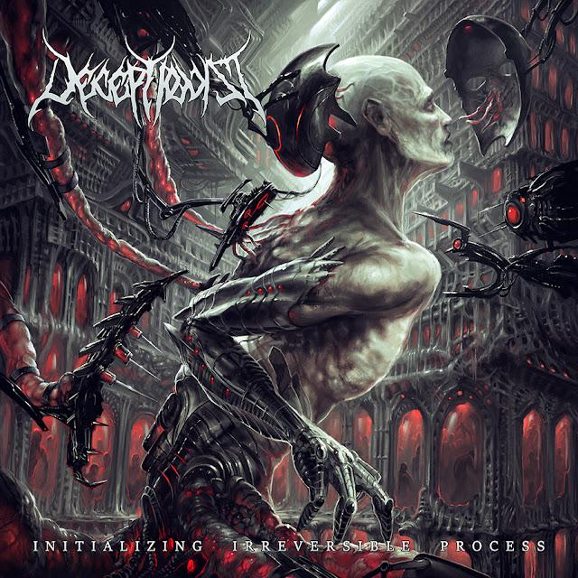 Detail from Deceptionist New Album, Initializing Irreversible Process, Detail from Deceptionist New Album Initializing Irreversible Process