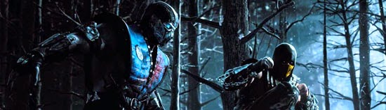 Mortal Kombat X - Cenário interativo