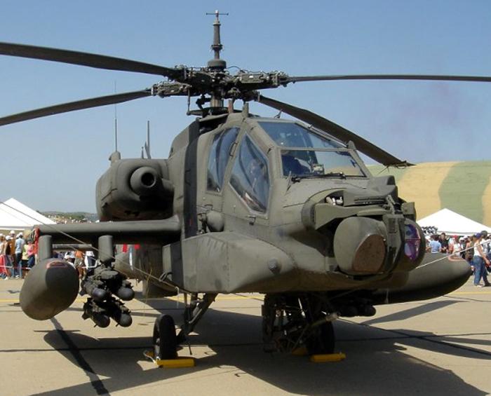 Apache AH-64E Guardian
