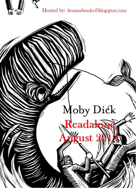 Moby Dick Readalong with Brona