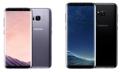 Samsung Release Smartphone Terbaru Galaxy S8 Dan S8 Plus