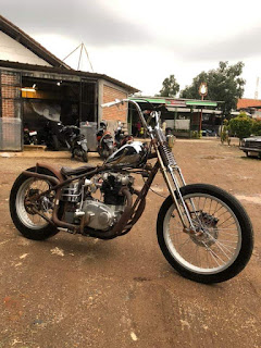 Forsale   Yamaha xs  650cc  Mesin sehat  Doble stater