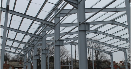 Steel Fabrication refers to the design of various steelworks