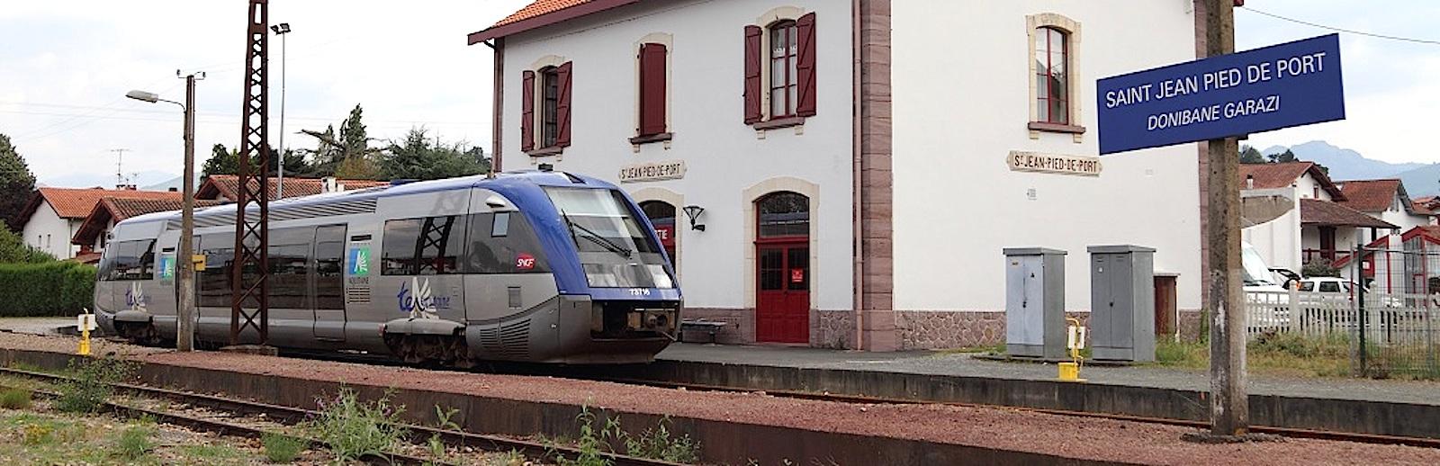 Вокзал Сен-Жана
