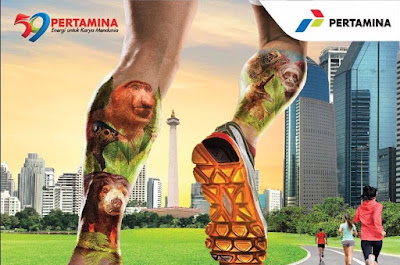 Pertamina Eco Run 2016 Tangerang the breeze bsd city bumi serpong damai