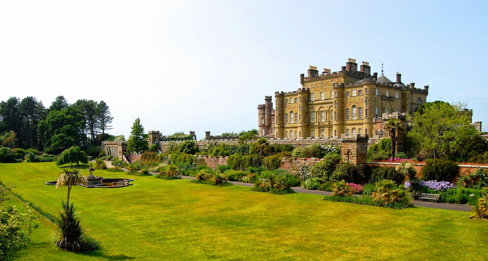 Culzean Castle; Ayrshire, Scotland