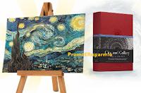 Logo Concorso ''Trova il dipinto nascosto'' e vinci gratis cofanetti Boscolo