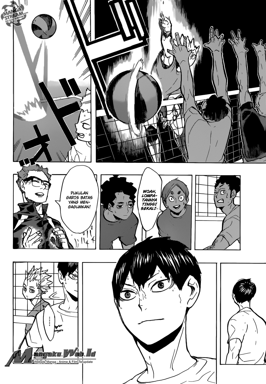 Haikyuu Chapter 215-14
