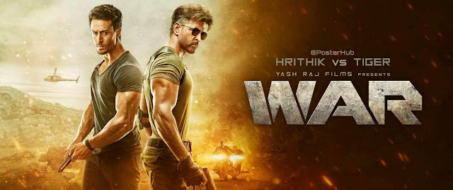 War 2019 movie720p hd PreDVD Rip Hindi