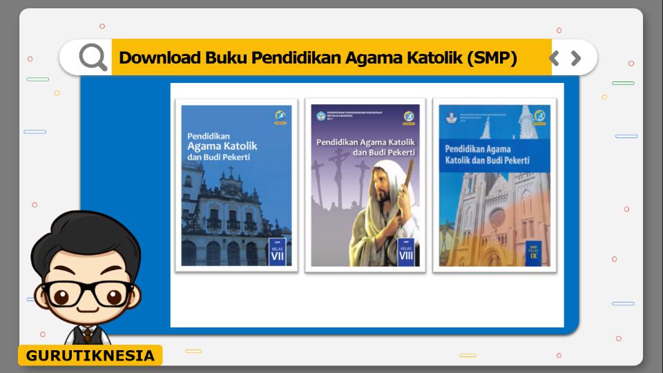 download gratis buku pdf pendidikan agama katolik untuk smp