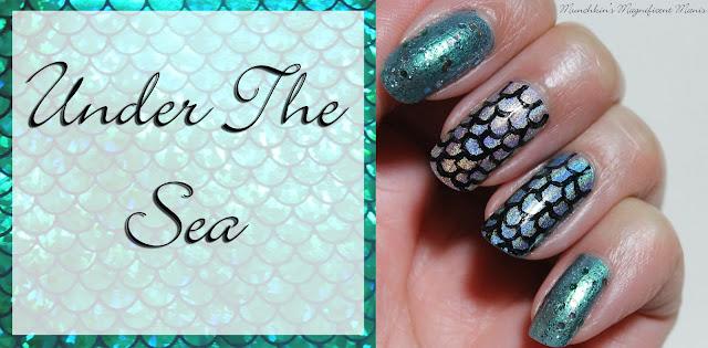 Mermaid Nail Design