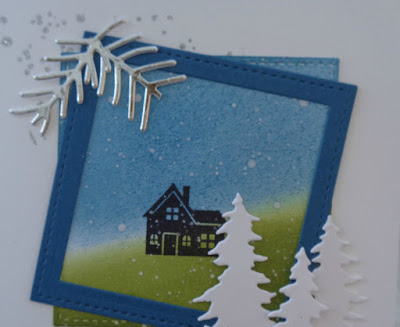 Stampin' Up! UK Independent  Demonstrator Susan Simpson, Craftyduckydoodah!, Hearts Come Home, Christmas Pines, Supplies available 24/7 from my online store,