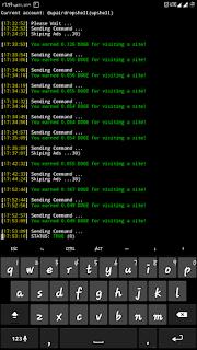 Script doge click bot terbaru