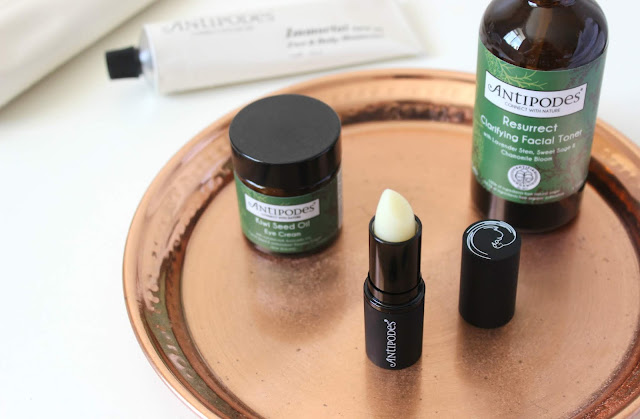 A review of Antipodes Kiwi Seed Oil Lip Conditioner