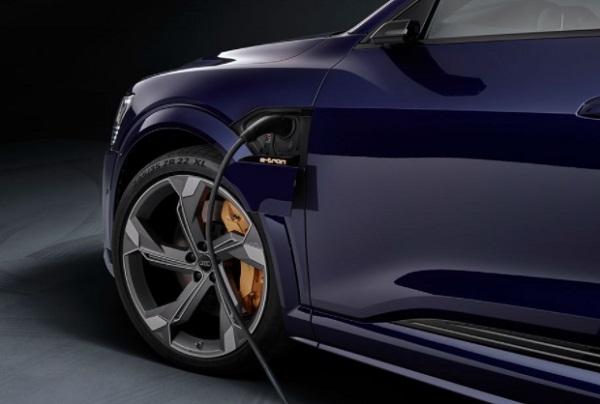 Audi S Etron Charging