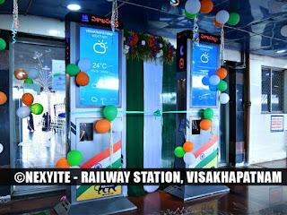 visakhapatnam railway
