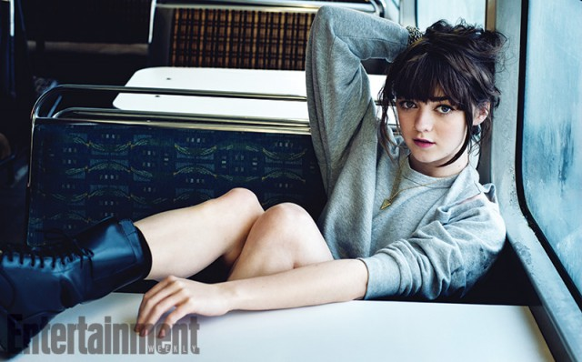 maisie williams 640x398 - GOT's Arya Stark-Sexy Images|Top 40 Seducing Pictures Of Maisie Williams will surely surprise you