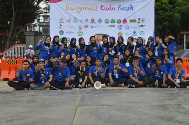 world clean up day banyumas
